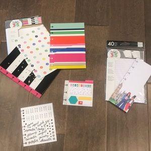 Mini Happy Planner Accessory bundle